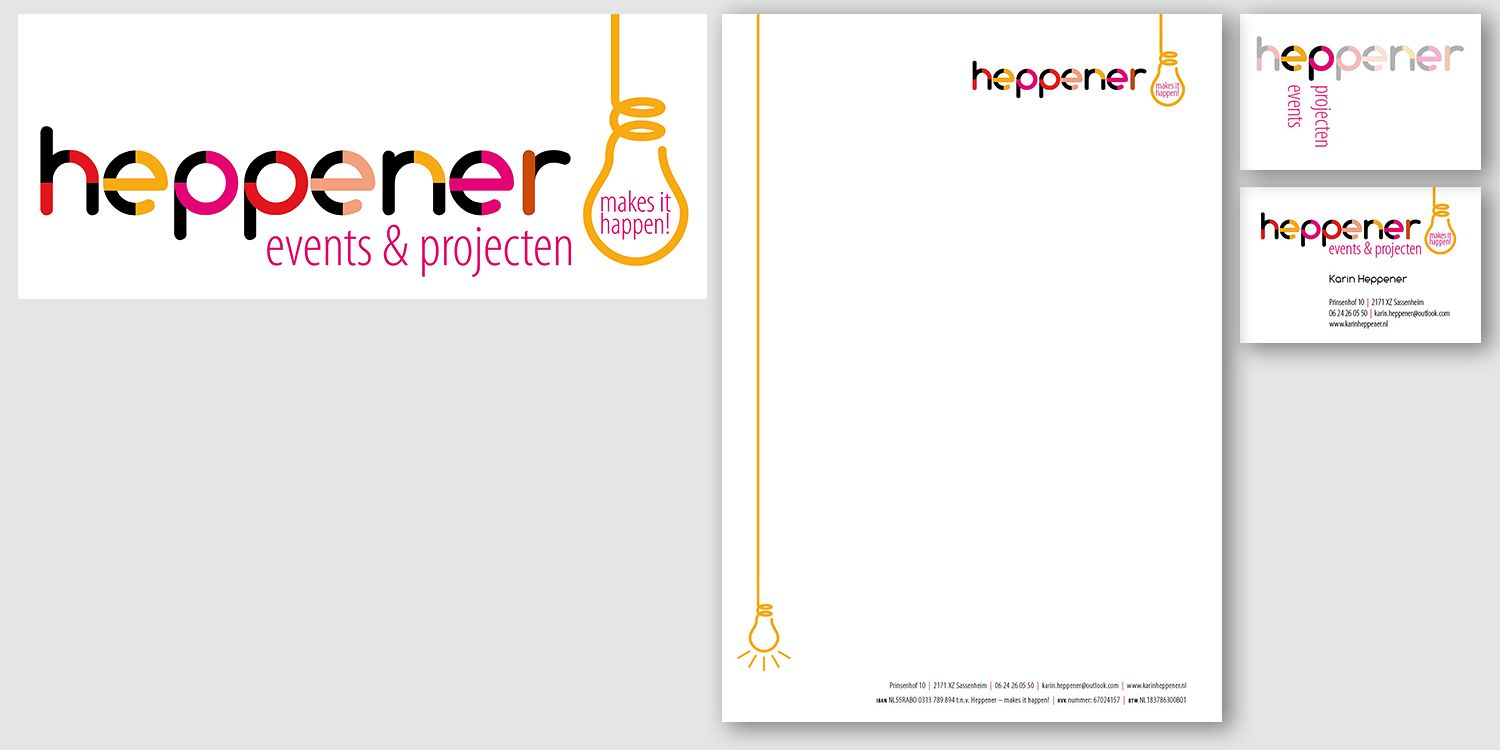 Heppener, makes it happen