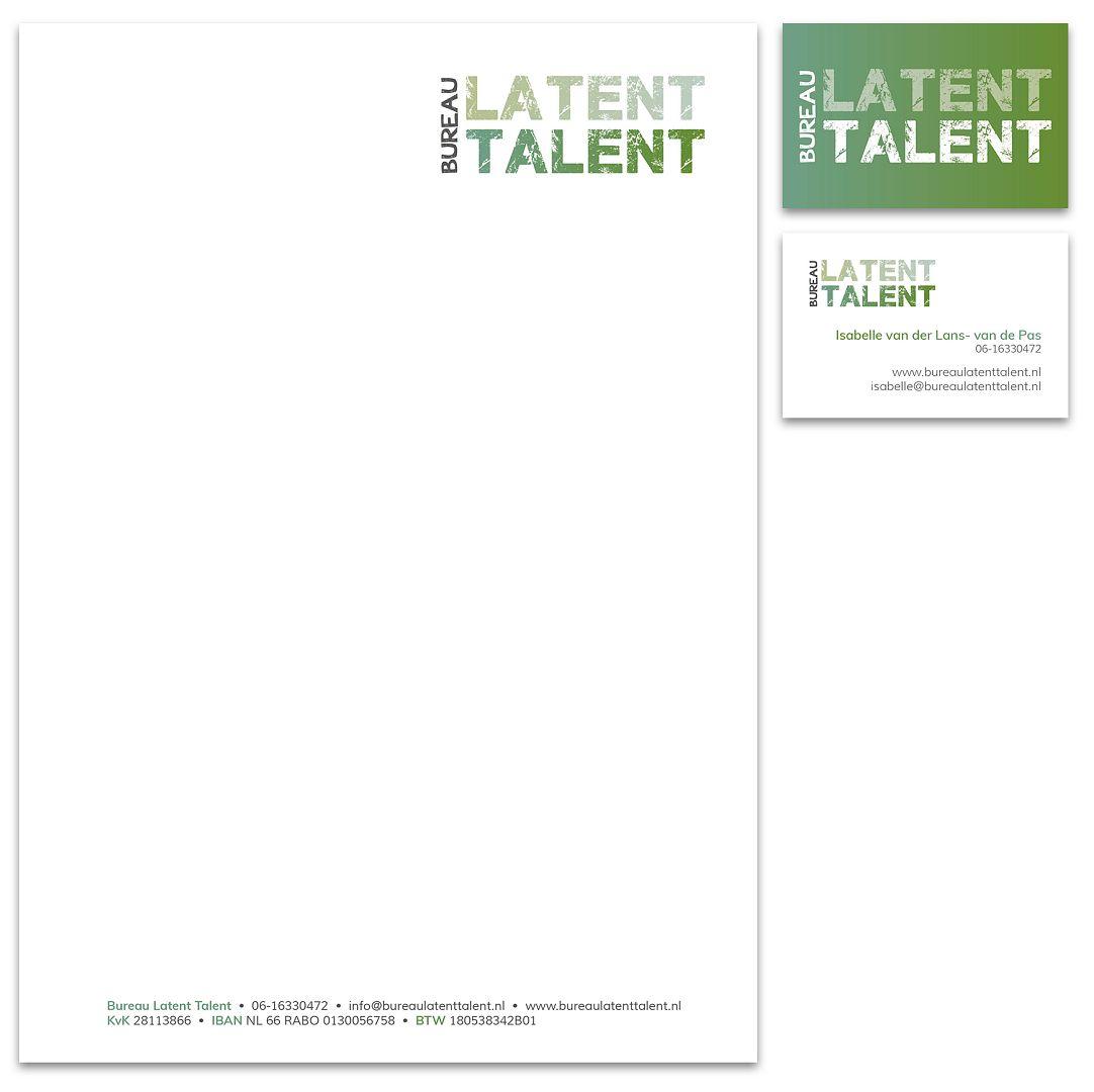 Latent Talent huisstijl
