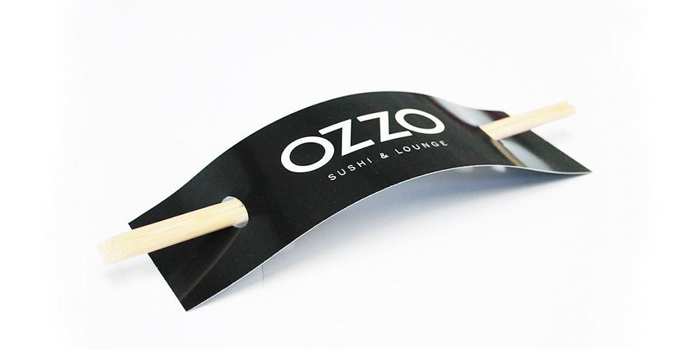OZZO eetstokjeshouder