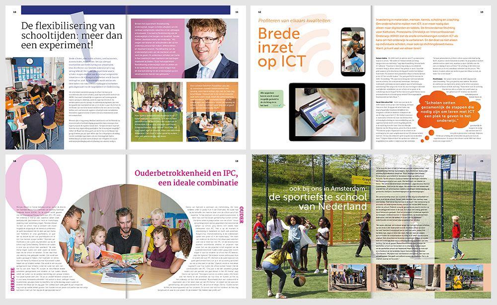 BBO magazine Innovatief Onderwijs Amsterdam