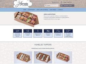 Hemels lunchcatering